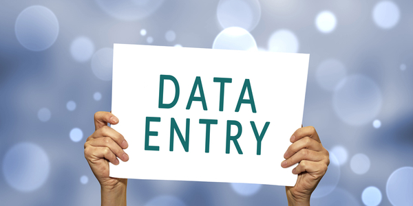 insurance data entry services