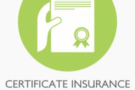 certificate of insurance services